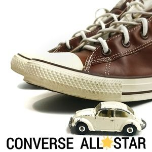 Converse Leather CT Street Slip On Mid Size 10